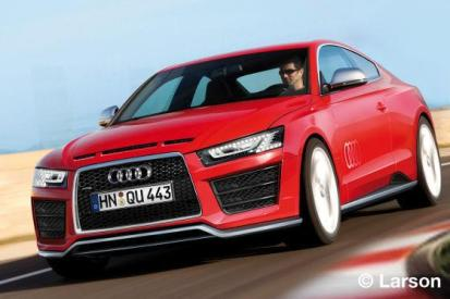 Audi_A5 rally